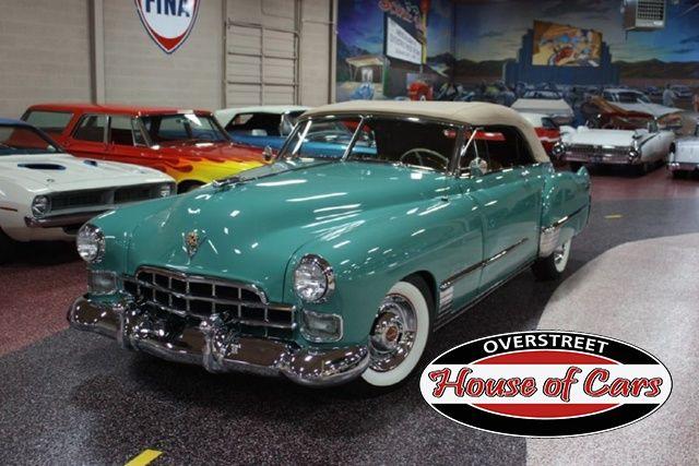 1948 Cadillac Series 62 1