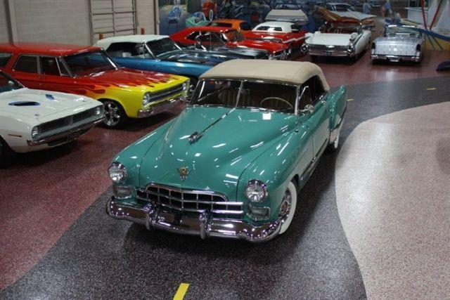 1948 Cadillac Series 62 2