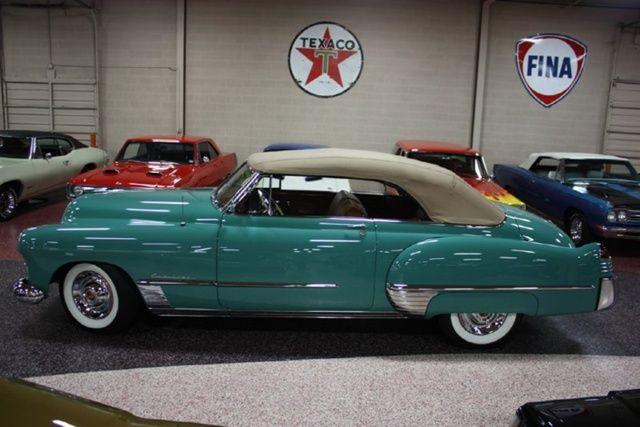 1948 Cadillac Series 62 17