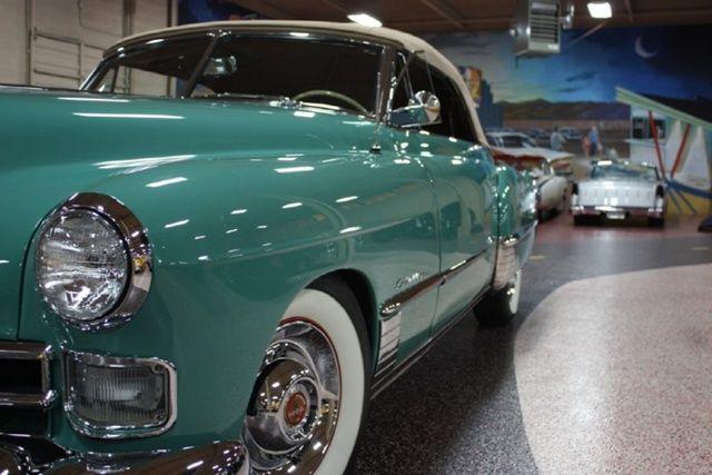 1948 Cadillac Series 62 20