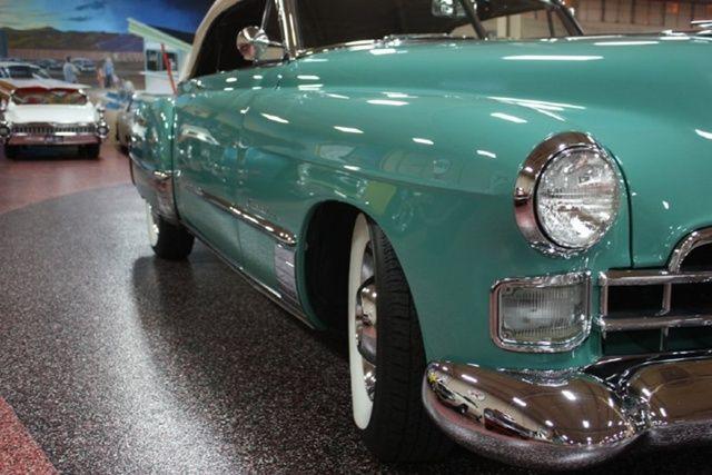 1948 Cadillac Series 62 19