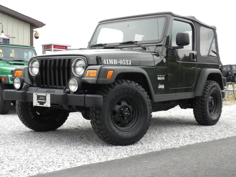 "2005 ""Willys Edition"" Thumbnail 1"