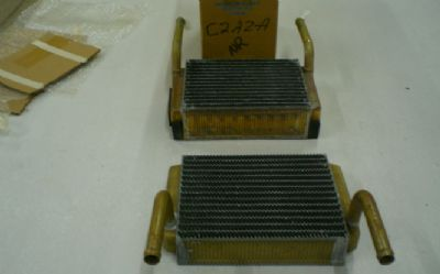 62 Ford Heater Cores (2)