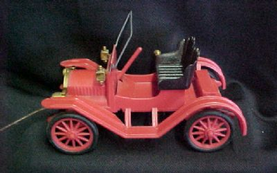 1926 Maxwell Roadster Rare Plastic Cable Operated Revelle TOY Car