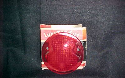 1932 Ford Model A Glass Taillight Lenses