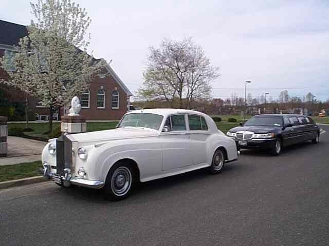 1960 ROLLS-ROYCE GM DRIVE LIMOUSINE