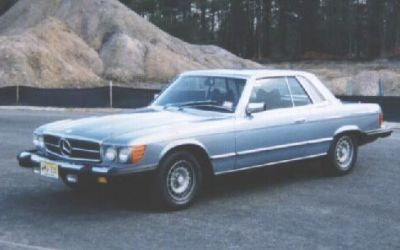 1979 Mercedes Benz 450SLC Sorry Just Sold!!!