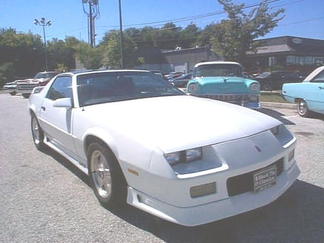1992 CHEVROLET SORRY JUST SOLD!!! CAMARO 2