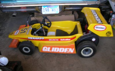 Menards Indy Car GO Kart