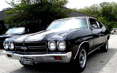 1970 Chevrolet Chevelle SS 454 Auto........sorry Just Sold!!!