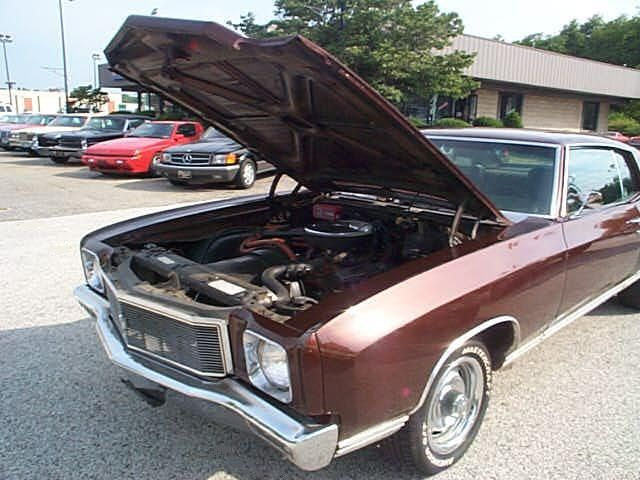 1971 Chevrolet Monte Carlo Bucket Seats Sorry Just Sold For Sale Autabuy Com
