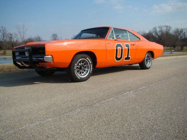 1969 CHARGER Image