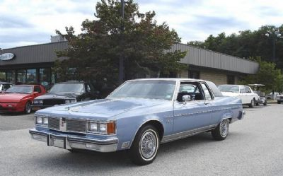 1984 Oldsmobile Ninety-Eight Custom Interior Just Sold!!!