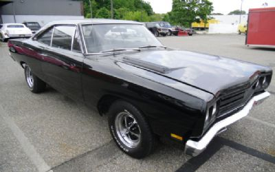 1969 Plymouth Road Runner 440 ENG 727 Trans Sorry Just Sold!!!