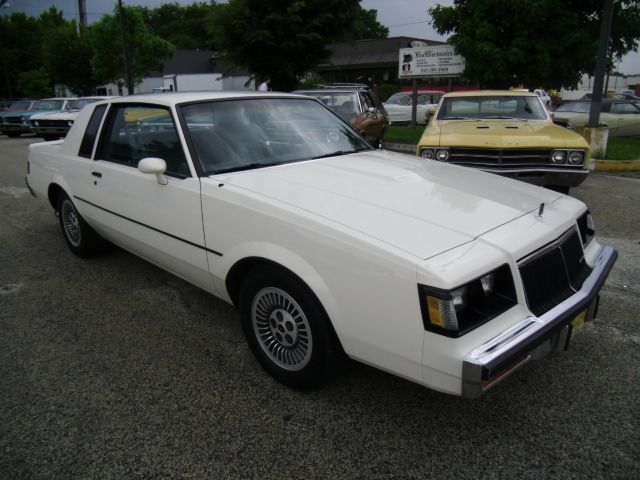 Buick Regal T Type >> 1985 Buick Regal T Type Turbo Sorry Just Sold For Sale Autabuy Com