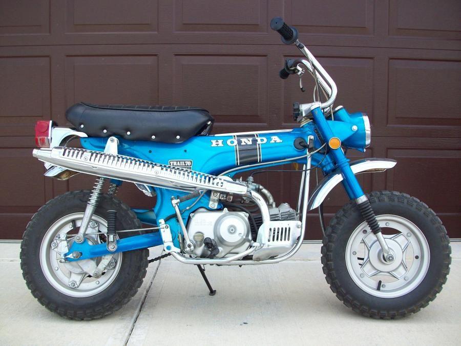 1971 honda trail 70 for sale for Honda motor parts near me