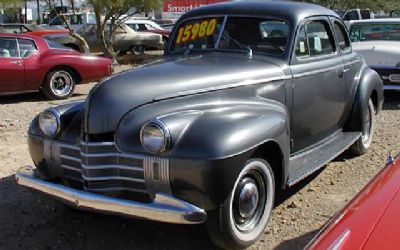1940 Oldsmobile 2 DR. Coupe