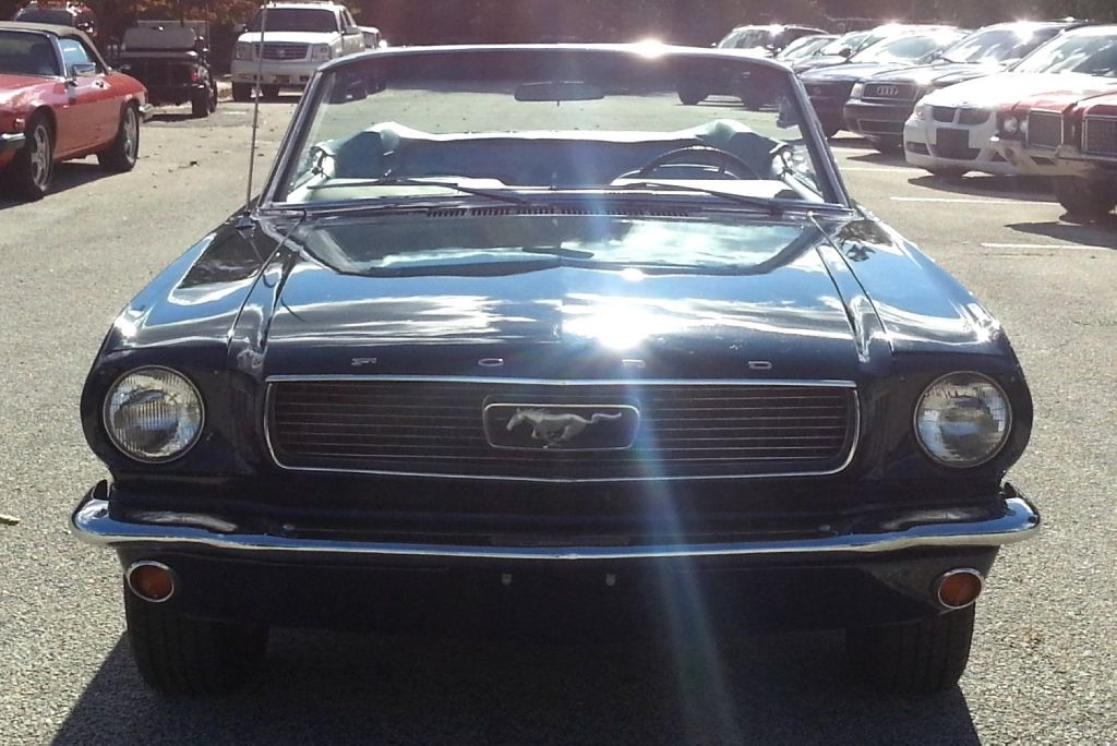 1966 FORD SORRY JUST SOLD!!! MUSTANG 8