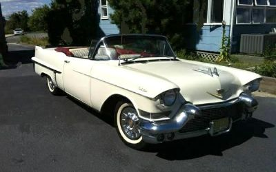 1957 Cadillac Deville Wanted!!! Convertible Sorry Just Sold!!!
