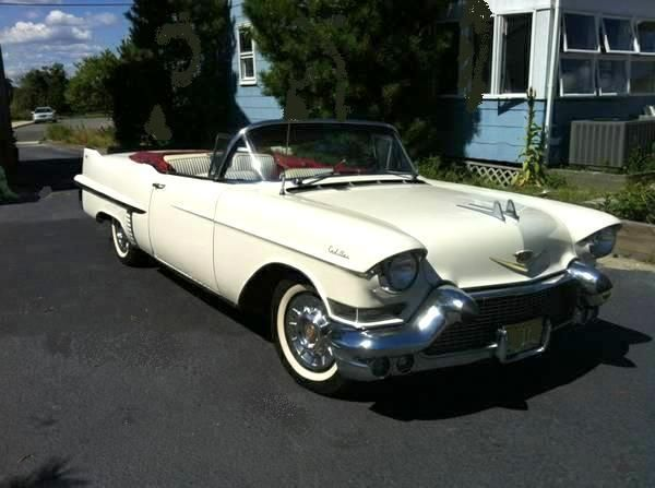 1957 CADILLAC DEVILLE WANTED!!!