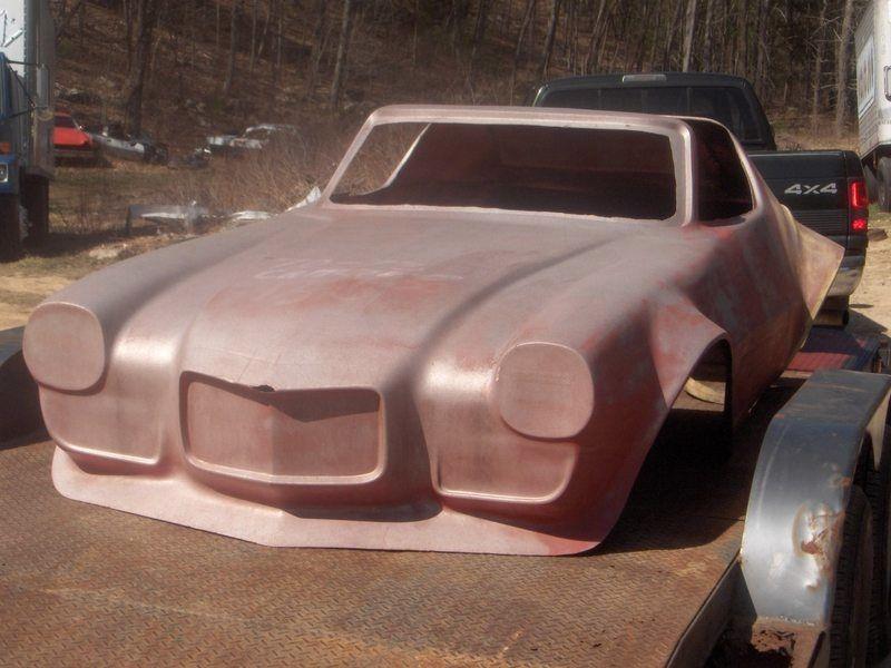 1970 Chevrolet Camaro Fiberglass Body For Sale | AutaBuy com