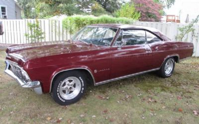 1965 Chevrolet Impala Sorry Just Sold!!! 2 Door Hard Top