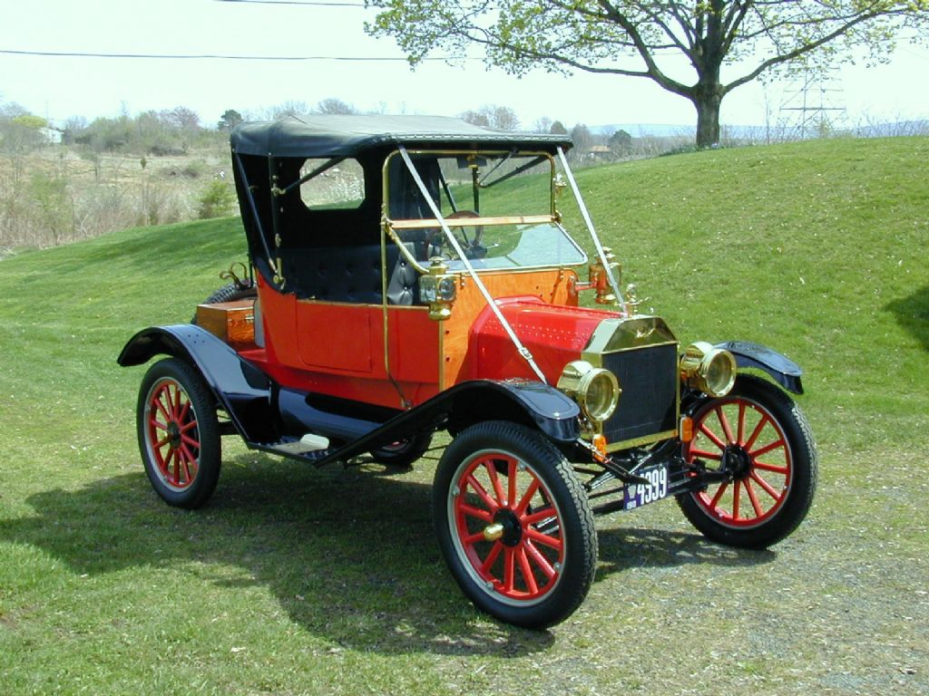 1910 Ford Model T Sorry Just Sold!!! Torpedo Roadster For Sale ...