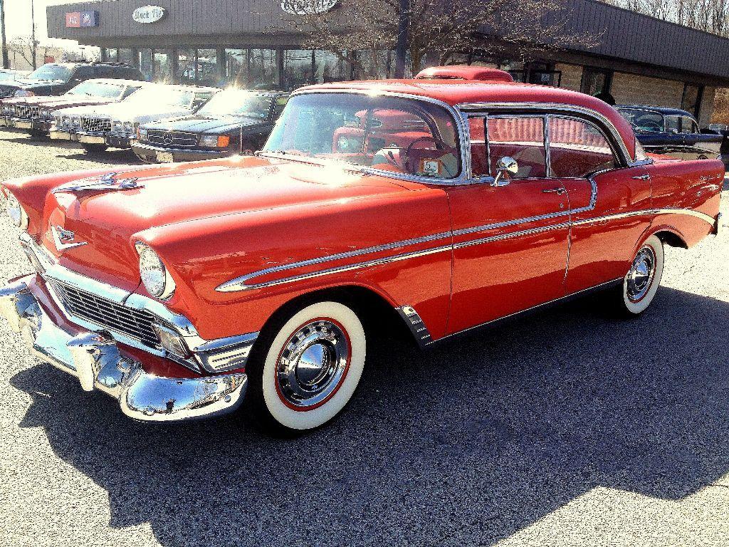 Kekurangan Chevrolet Bel Air 1956 Spesifikasi