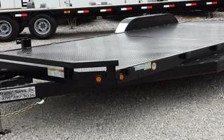 2014 New Top HAT Steel Floor Car Hauler