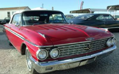 1962 Ford Galaxie Sunliner 2 DR CV