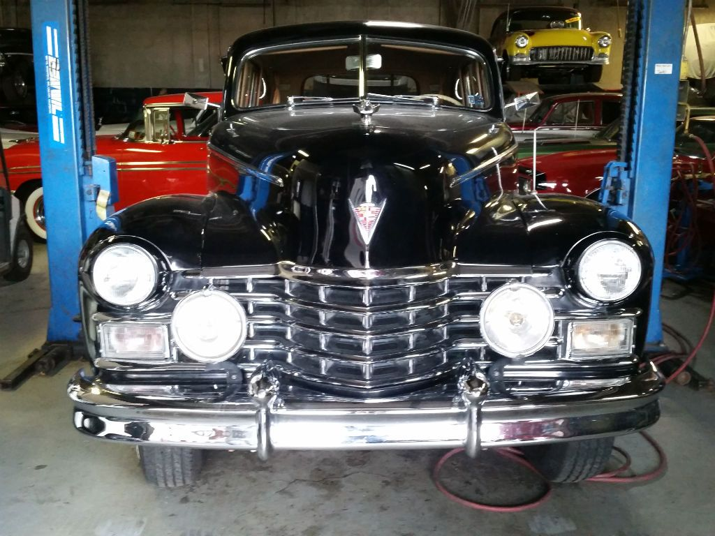 1947 CADILLAC SORRY JUST SOLD!!! FLEETWOOD 2