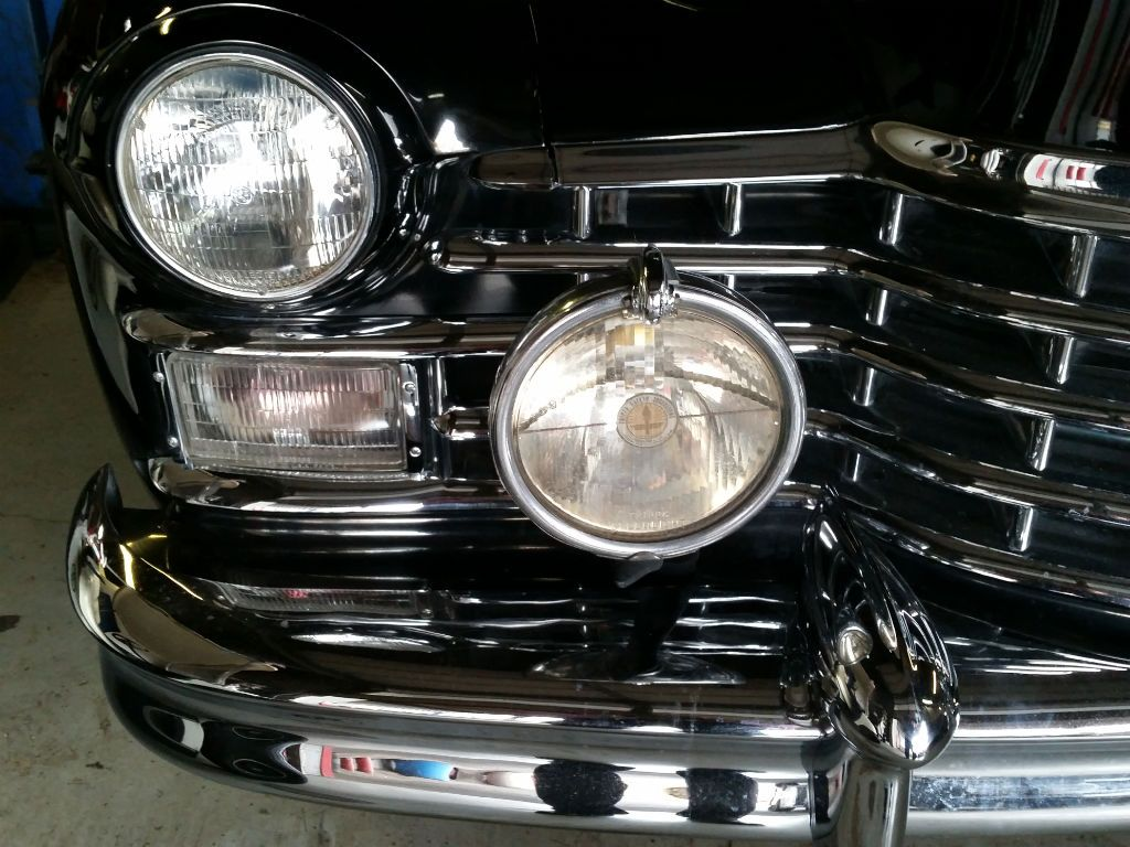 1947 CADILLAC SORRY JUST SOLD!!! FLEETWOOD 13