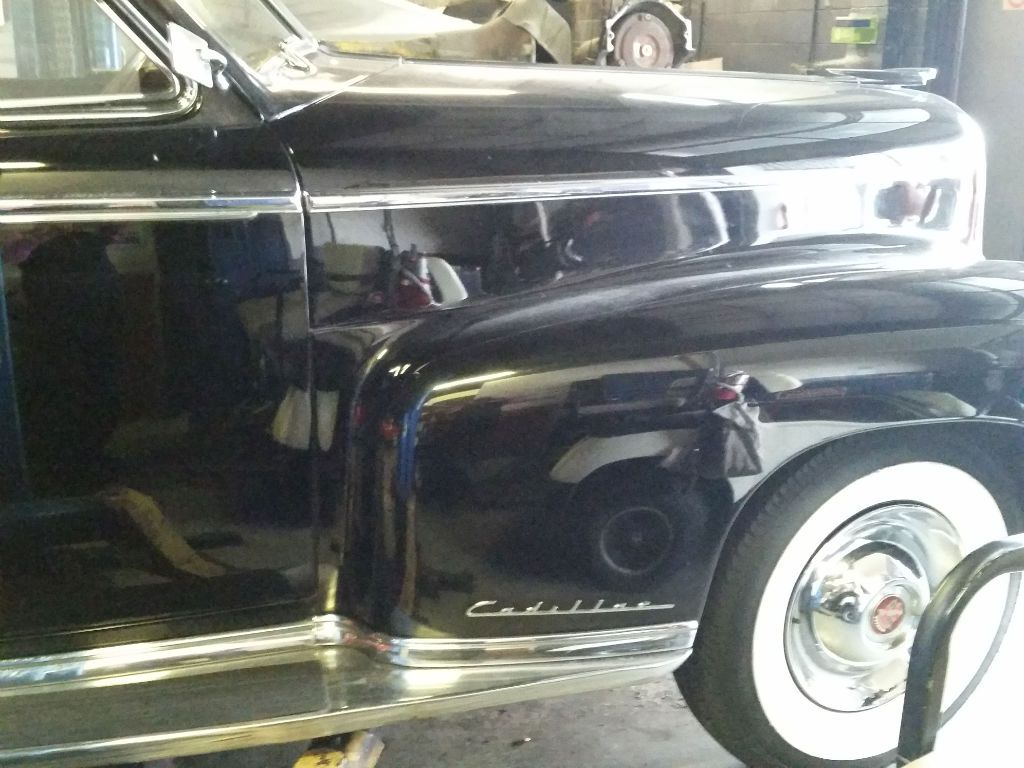 1947 CADILLAC SORRY JUST SOLD!!! FLEETWOOD 12