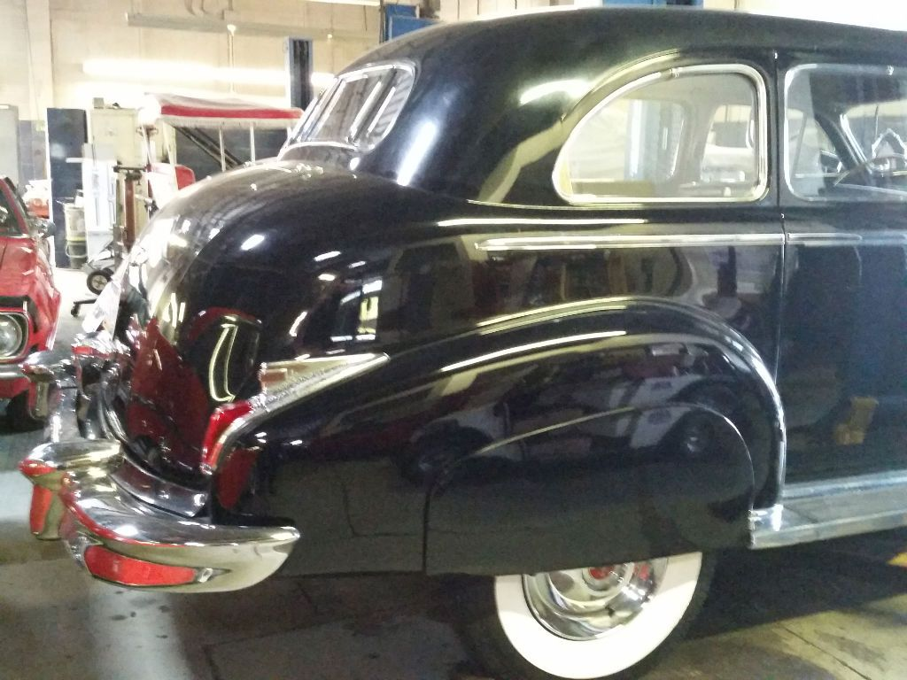 1947 CADILLAC SORRY JUST SOLD!!! FLEETWOOD 10