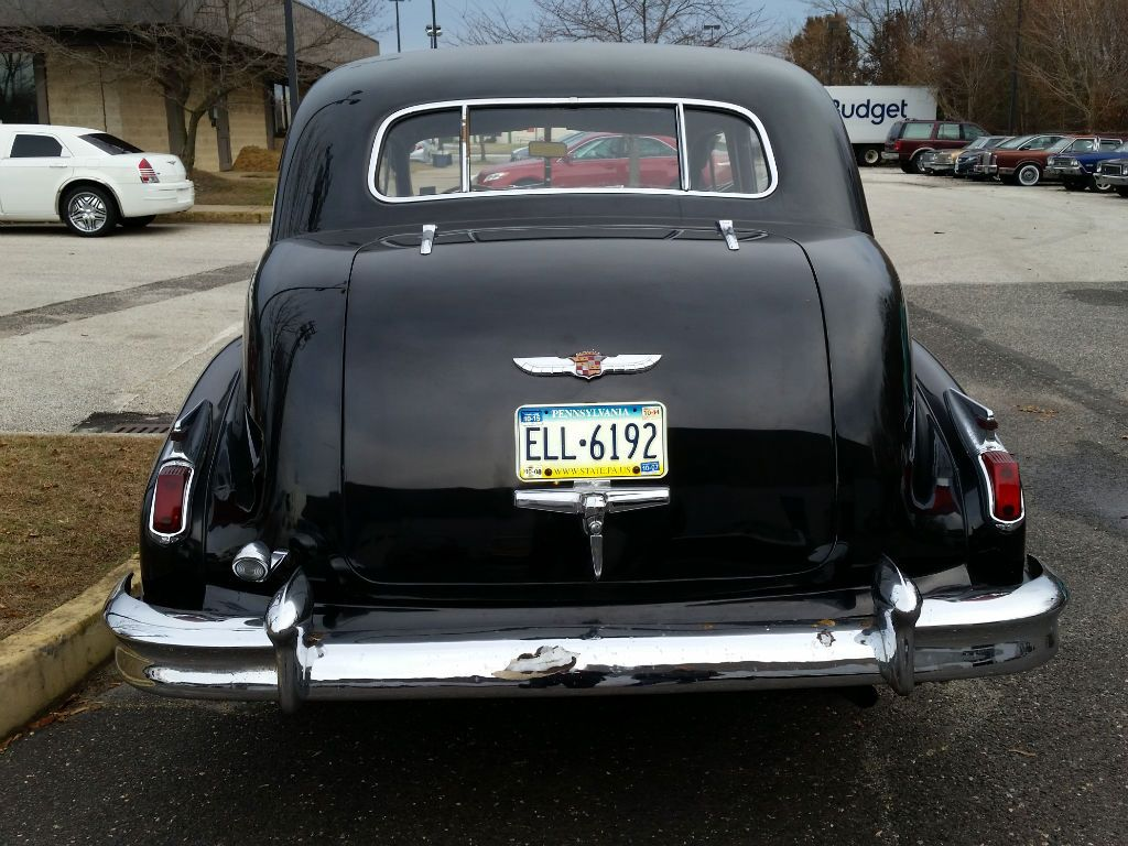 1947 CADILLAC SORRY JUST SOLD!!! FLEETWOOD 7