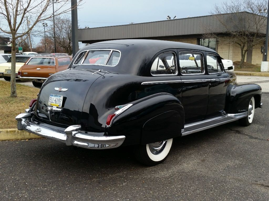 1947 CADILLAC SORRY JUST SOLD!!! FLEETWOOD 5