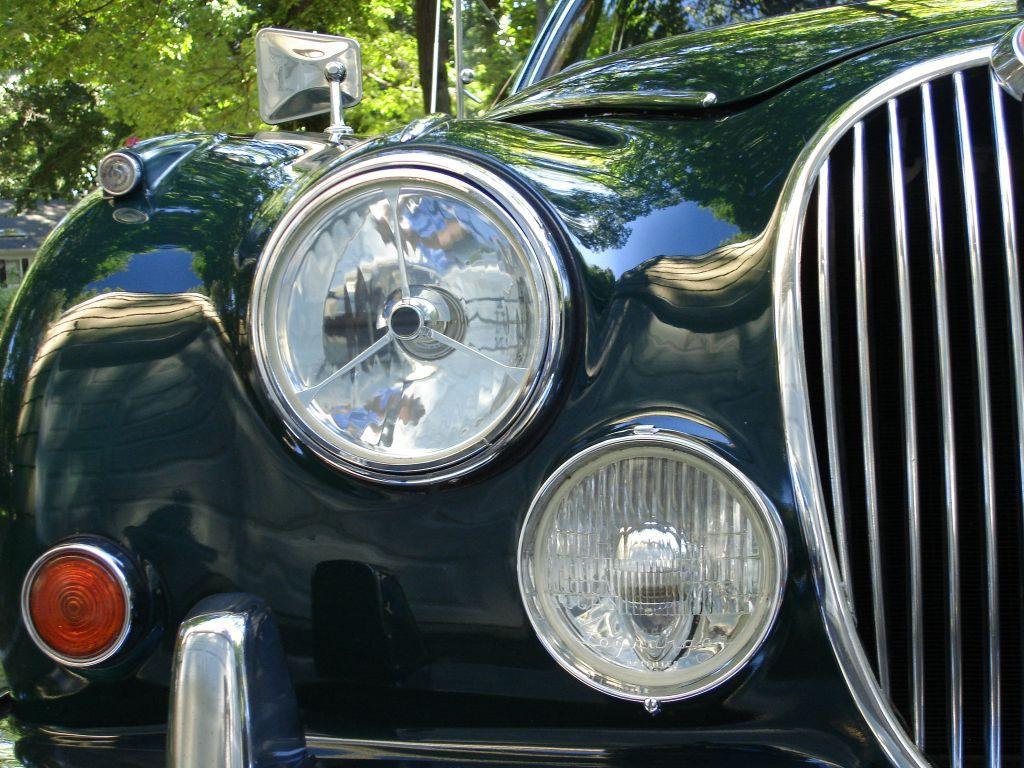 1967 JAGUAR 340 SEDAN