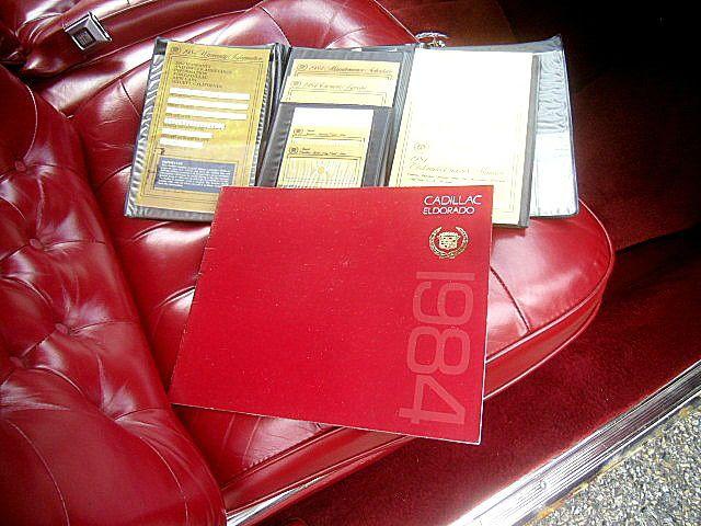 1984 CADILLAC SORRY JUST SOLD!!! ELDORADO 7