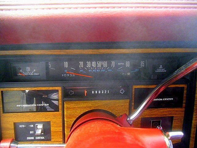 1984 CADILLAC SORRY JUST SOLD!!! ELDORADO 10
