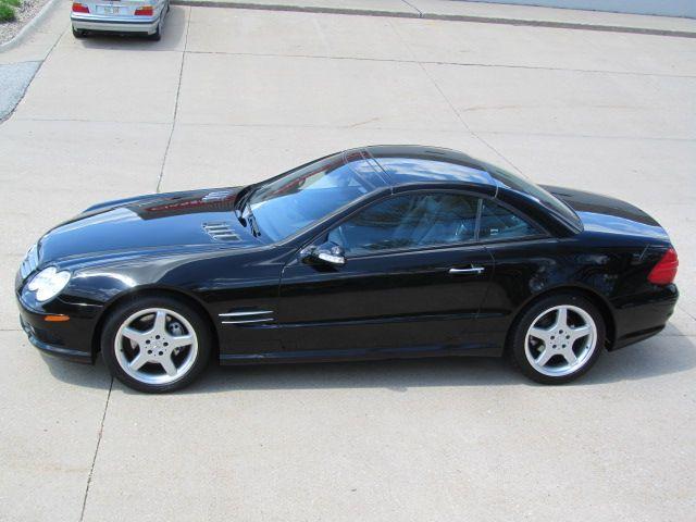 2003 MERCEDES-BENZ SL500 SPORT PACKAGE 3