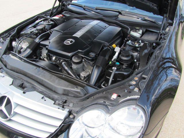 2003 MERCEDES-BENZ SL500 SPORT PACKAGE 5