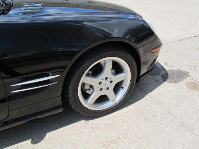 2003 MERCEDES-BENZ SL500 SPORT PACKAGE 17