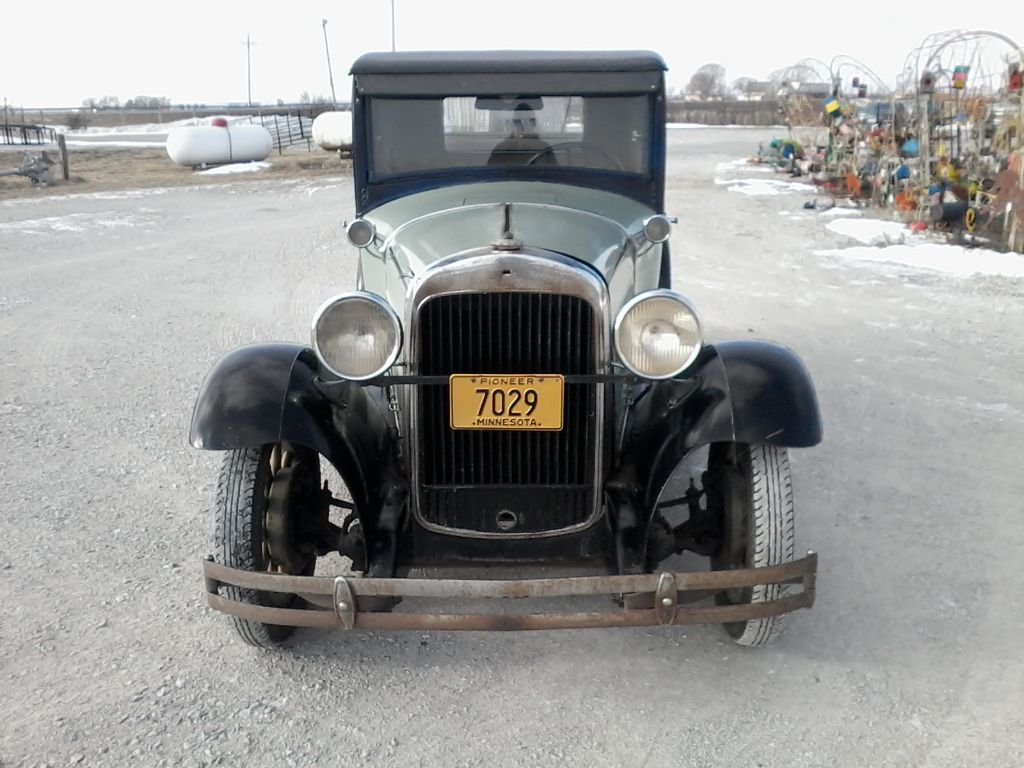 1930 Essex Coupe For Sale | AutaBuy com