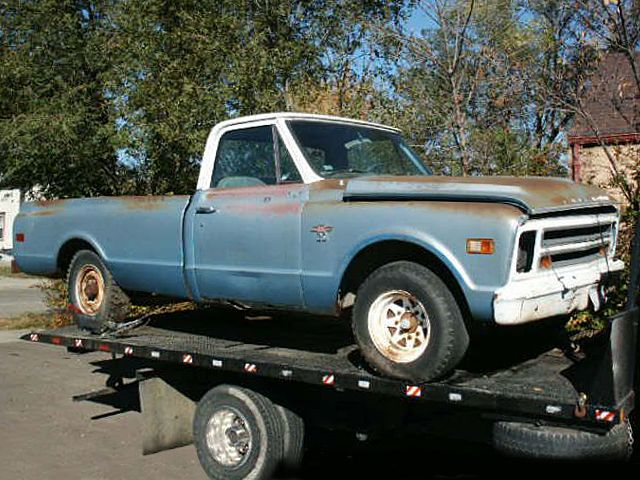 1968 Chevrolet C20 2wd For Sale Autabuy Com