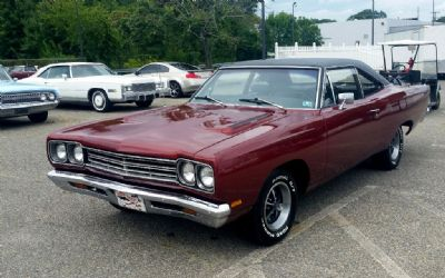 1969 Plymouth Sorry Just Sold!!! Road Runner 383