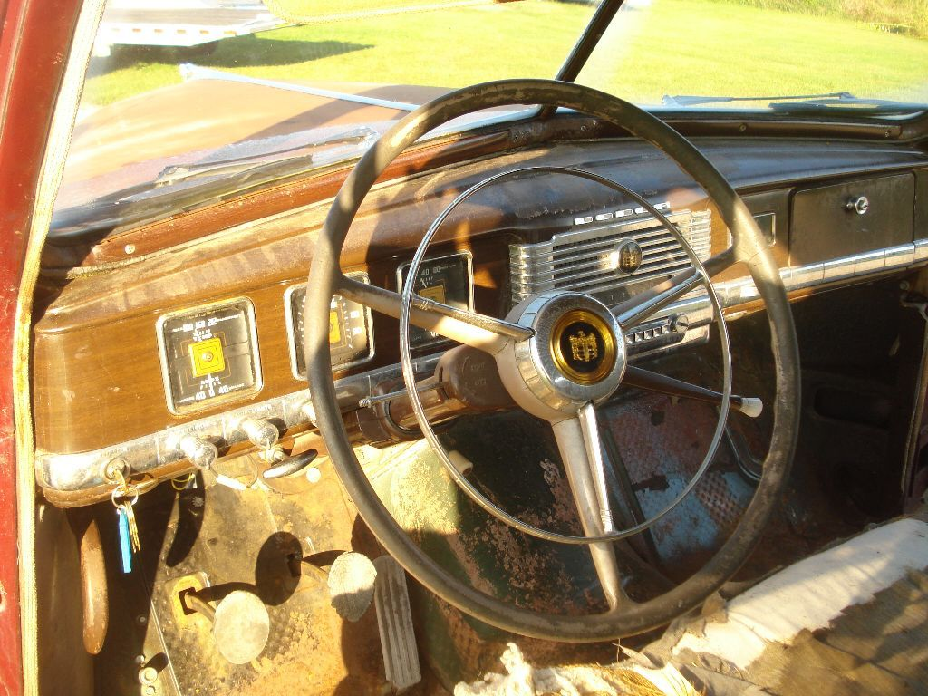 1949 Dodge Coupe For Sale Chevy Steering Wheel 8 13