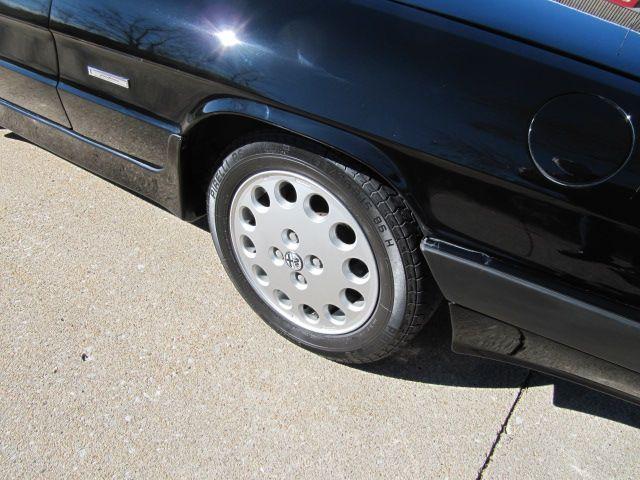 1988 ALFA ROMEO SPIDER 1 OWNER 27K MILES 6