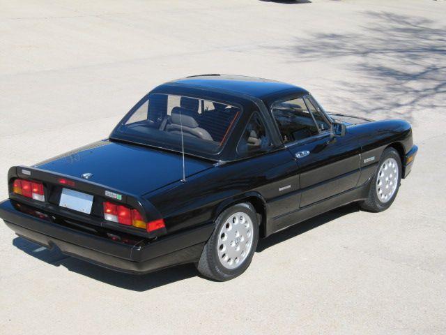 1988 ALFA ROMEO SPIDER 1 OWNER 27K MILES 12
