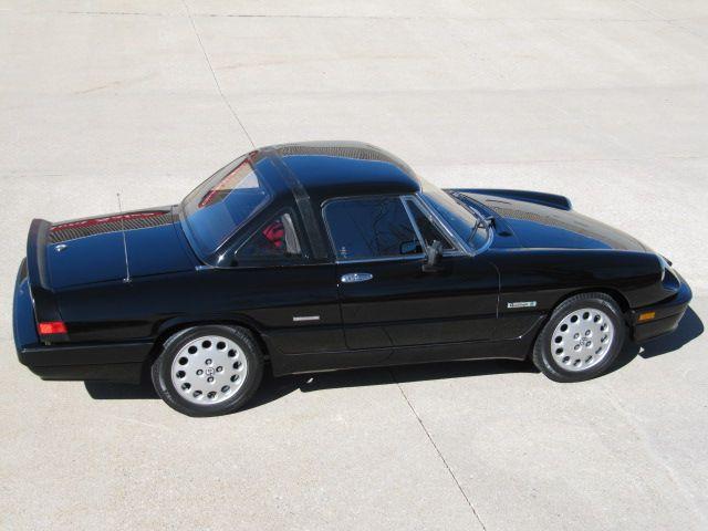 1988 ALFA ROMEO SPIDER 1 OWNER 27K MILES 13