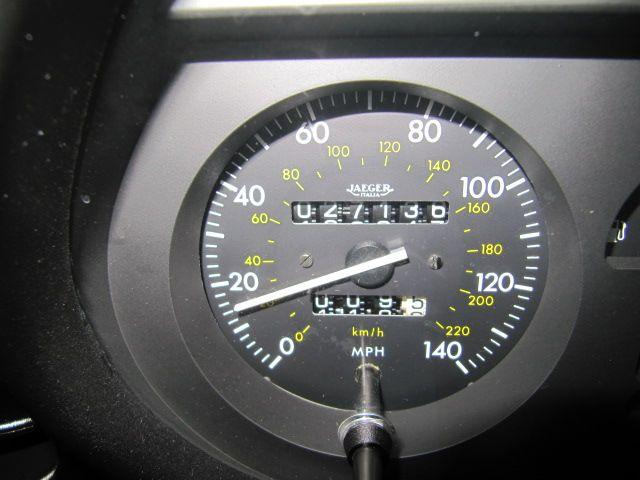 1988 ALFA ROMEO SPIDER 1 OWNER 27K MILES 21